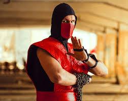 Skarlet Mortal Kombat Halloween Costume Mortal Kombat Costume Etsy