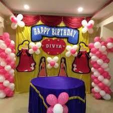 balloon arrangements for birthday service provider of church anniversary balloon decoration