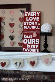 Easy Decorations For Valentine S Day by Best 25 Valentine Decorations Ideas On Pinterest Diy Valentine