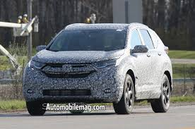 onda cvr report next gen honda cr v to grow in size automobile magazine