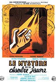 la chambre jaune le mystère de la chambre jaune 1949 imdb