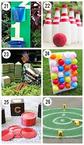 Diy Backyard Games For Adults 65 Outdoor Party Games For The Entire Family