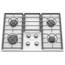 kitchenaid architect series ii 30 in gas on glass gas cooktop in