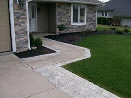 front doors concrete walkways to front door door ideas beautiful