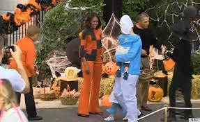 Barack Obama Halloween Costume Michelle Obama U0027s Halloween Theme Dressing Slightly
