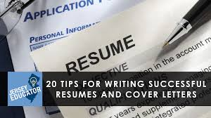 tips for resumes and cover letters ideas of writing successful cover letters with additional job