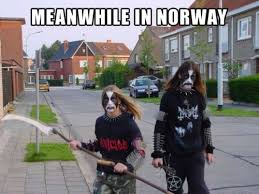 Norway Meme - meanwhile in norway memes and comics
