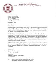 thanksgiving letter for hospitality letters of appreciation lyman hall culinary arts and hospitality