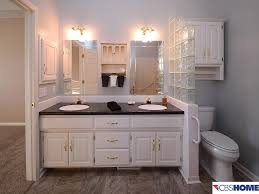 Rain Shower Bathroom by Traditional Full Bathroom With Built In Bookshelf U0026 High Ceiling
