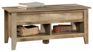 Craftsman Coffee Table Dakota Pass Lift Top Coffee Table Craftsman Oak Farmhouse