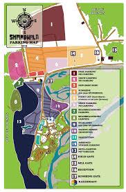Festival Map Shambhala Music Festival Map Ao Inspiration Maps Pinterest