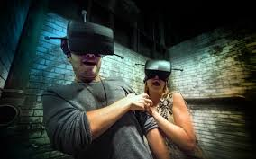 halloween attractions the repository is universal theme park u0027s first vr attraction for