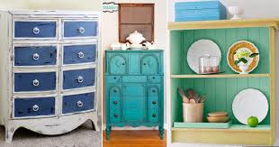 tips for chalk painting kitchen cabinets 40 chalk paint furniture ideas creative diy home decor