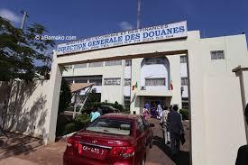bureau de douane bureau 200 des douanes de bougouba fronde contre le chef de