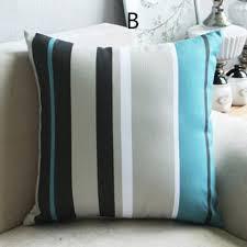 coussins de canapé moderne é nordic coussin décoratif pour salon canapé géométrique