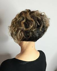 pictures of back of hair short bobs with bangs 70 of the most stylish short and curly hairstyles