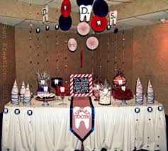 Graduation Party Centerpieces For Tables by Fawn Kreations Surprise Dental Graduation Party Picture