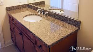 Bathroom Vanity Granite Countertop Bathroom Galleries And Countertop Design Ideas