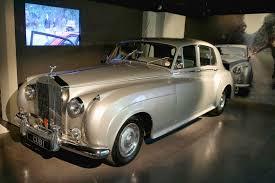 replica rolls royce james bond cars