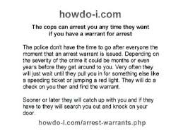 do bench warrants show up on background checks active arrest warrants find out about your warrants before the