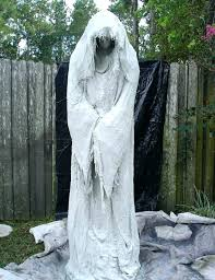 scary decorations diy spooky outdoor decorations charming scary decoration