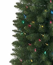 7 5 foot kingswood fir unlit artificial pencil tree