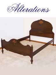Antique King Bed Frame Furniture Restoration Milwaukee Antique Wood Furniture Repair