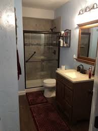 bathroom remodeling by all in one home improvement llc