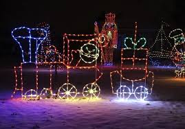 Festival Of Lights Peoria Il 13 Of The Best Christmas Lights In Illinois In 2016