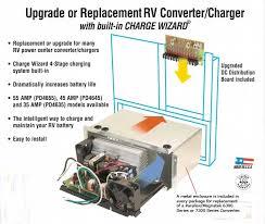 inteli power pd4645 series rv power converter inteli power pd4645