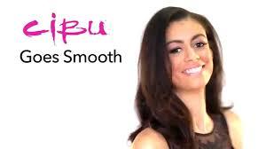 cibu goes smooth with frizzfix straightening balm keratin youtube