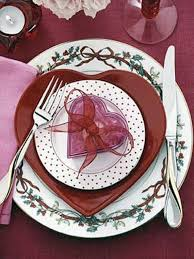 Valentines Day Table Decor Romantic Valentine U0027s Day Table Setting Ideas Family Holiday Net