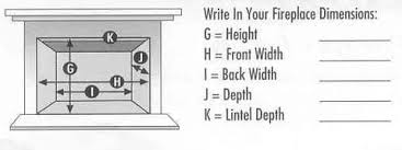 Gas Inserts For Fireplaces by Gas Inserts