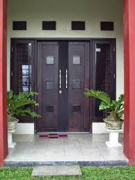 desain pintu rumah minimalis desain properti indonesia