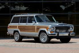 jeep cherokee ads after five years of waiting the jeep grand wagoneer will finally