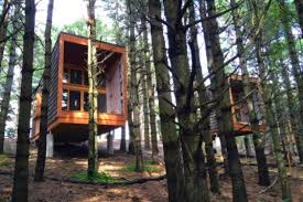 whitetail woods regional park gets three new elevated camper