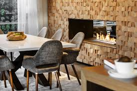 superb see thru fire place design design ideas segomego home designs