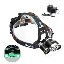 topwell green color shooting headls light tactical