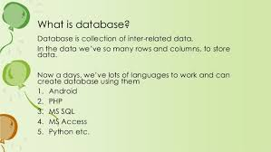 Database Project Ideas with Database Project and Assignment Help