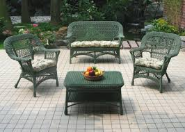Lowes Patio Furniture Sets - wicker patio furniture sets lowes within reno renate