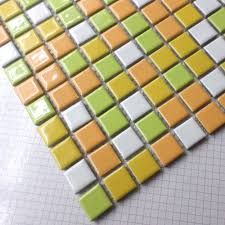 aliexpress com buy white yellow orange green porcelain tiles