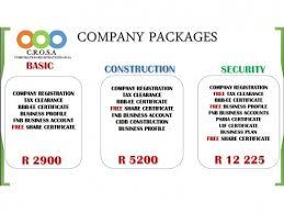 company registration junk mail