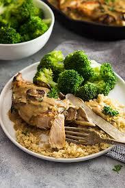 mushroom gravy its not easy chicken in garlic mushroom cream sauce countryside cravings