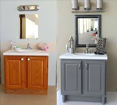 How To Paint Kitchen Cabinets White Without Sanding How To Paint Bathroom Vanity U2013 Damienlovegrove Com