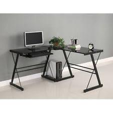 Computer Inside Glass Desk Computer Desks Ebay