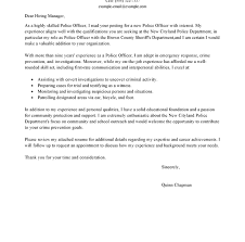 download police chief cover letter haadyaooverbayresort com