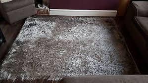 Rugs Zara Home Lovely Grey Zara Home Shaggy Rug In Mitcham London Gumtree