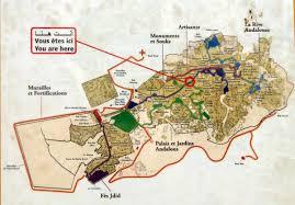 Maps update 9571291 morocco tourist map morocco tourist map
