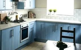 kitchen cabinets blue blue stained kitchen cabinets blue wood stain kitchen cabinets faced