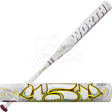worth legit fastpitch bat 454 legit fastpitch softball bat 12oz fp4l12